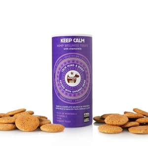 Hownd Keep Calm Hemp Wellness Treats