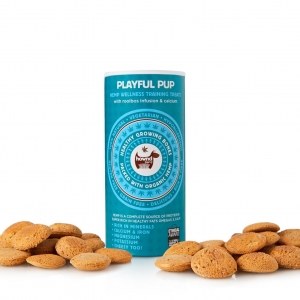 Hownd PLAYFUL PUP Hemp Wellness Treats 130gm