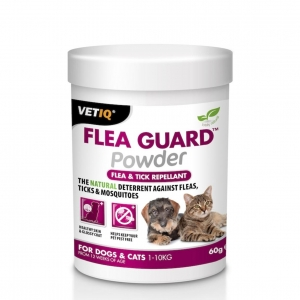 VetIQ Flea Guard Powder 60gm