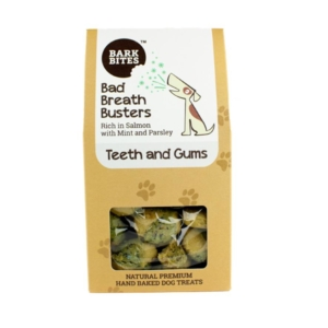 Bark Bites Bad Breath Busters 100gm
