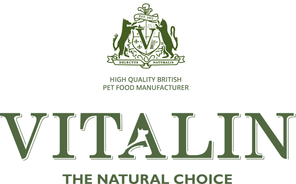 Vitalin Pet Food Logo