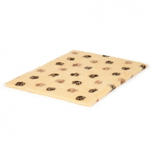 Danish Design Pet Fleece Mat Cream