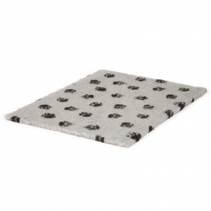 Danish Design Pet Fleece Mat Grey