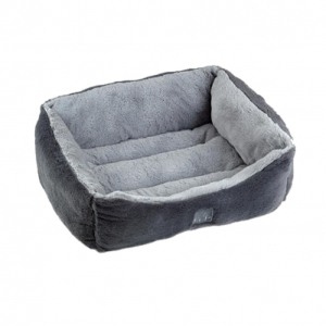 Gor Pets Dream Slumber Bed Grey Stone