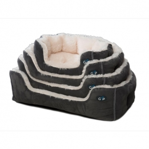 Gor Pets Nordic Snuggle Bed Grey