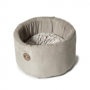 Danish Design Cat Cosy Bed Arctic Grey