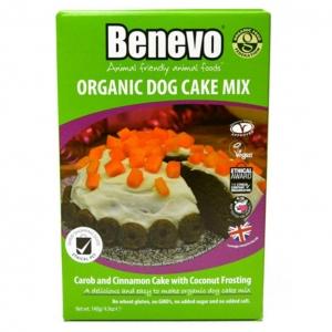 Benevo Organic Dog Cake Mix 140gm