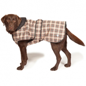 Danish Design Luxury Dog Coat Classic Check*