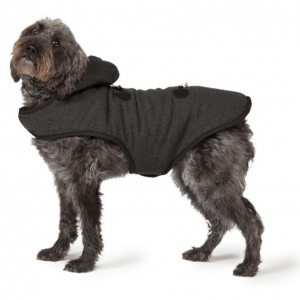 Danish Design Duffle Coat Charcoal*