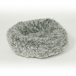 Danish Design Fluffies Cushion Bed Grey*