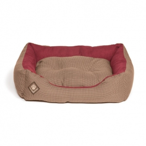 Danish Design Heritage Snuggle Bed Houndstooth*