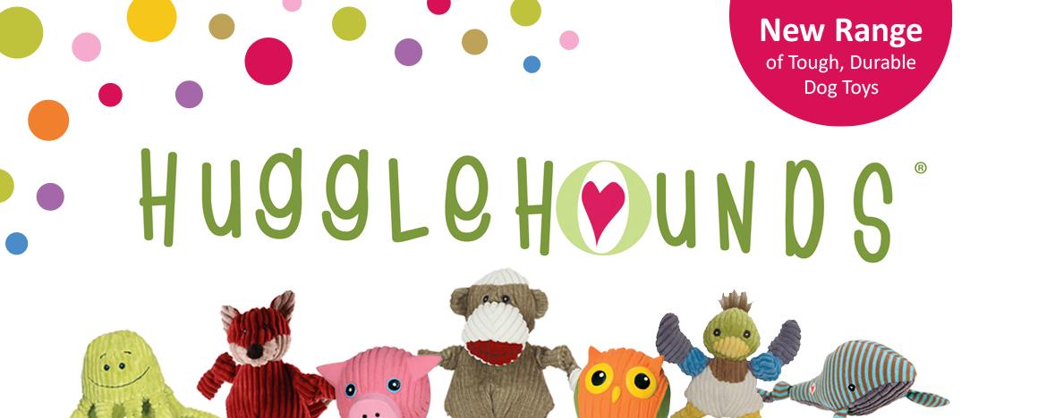 HuggleHounds Web Banner