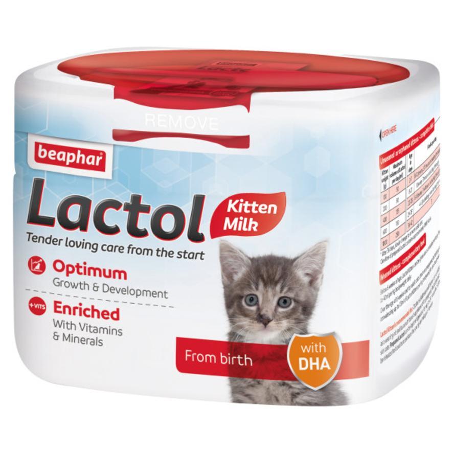 Beaphar Lactol Kitten Milk with DHA 250gm