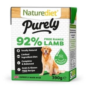 Naturediet Purely Lamb