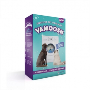 VAMOOSH Pet Hair Dissolver 3x100gm