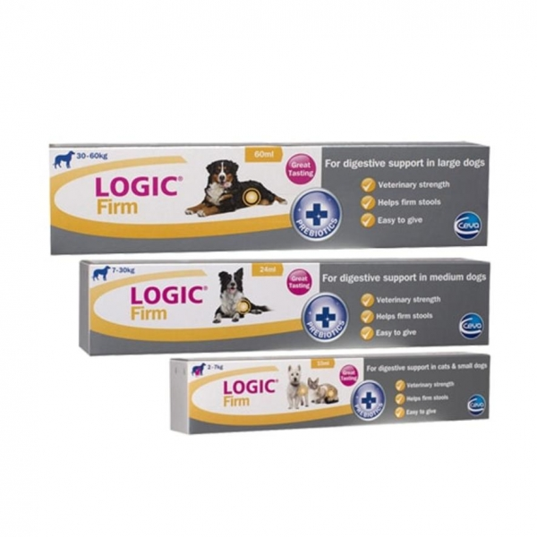 LOGIC Firm Digestive Support Paste