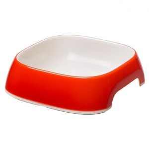Ferplast Glam Bowl Red