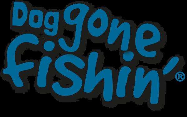 Dog Gone Fishin Logo