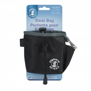 Company of Animals Treat Bag Black