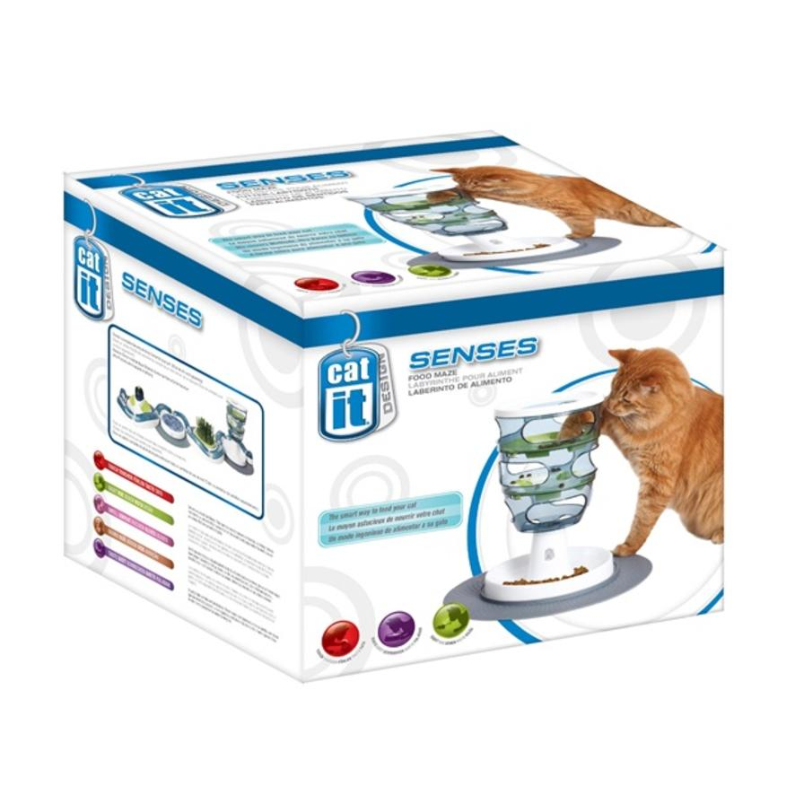 Catit Senses Food Maze Other Cat Supplies