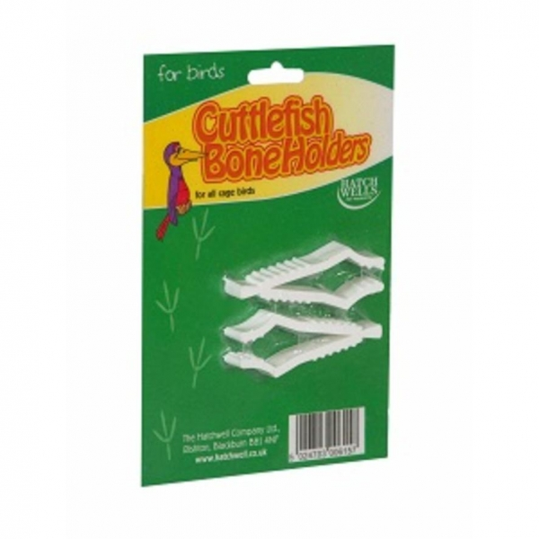 Hatchwells Cuttlefish Bone Holders 2pk