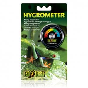 Exo Terra Analogue Hygrometer