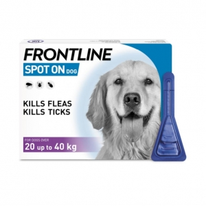 Frontline Spot On for Large Dogs