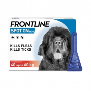 Frontline Spot On for XL Dogs