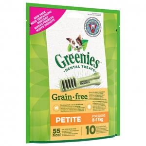 Greenies Grain Free PETITE Dental Treats 170gm