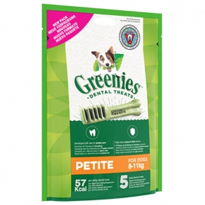 Greenies Original PETITE Dental Treats