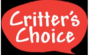 Happy Pet Critters Choice Logo