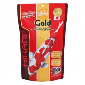 Hikari Gold Small Pellets 500gm
