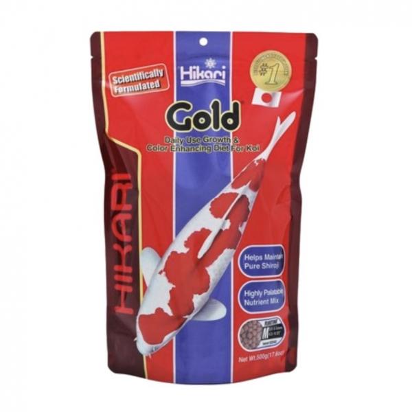 Hikari Gold Medium Pellets