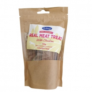 Hollings Real Meat Treat with Chicken 100gm