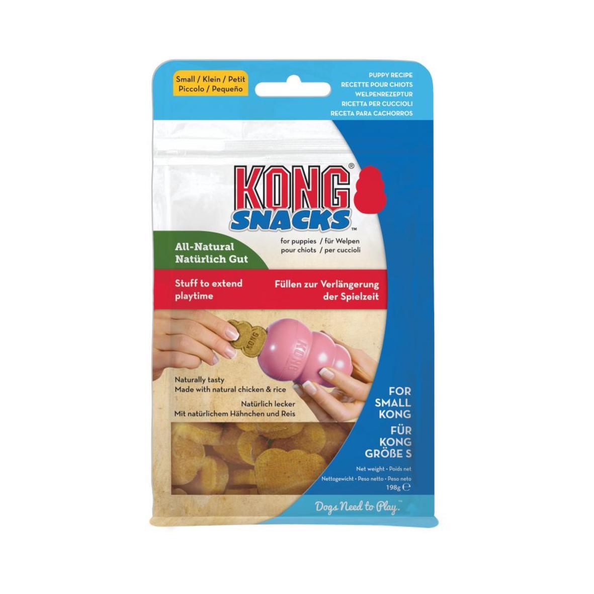 KONG Snacks Puppy Recipe Chicken Liver