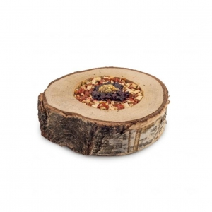 Ancol NaturesPaws Stuffed Birch Bowl