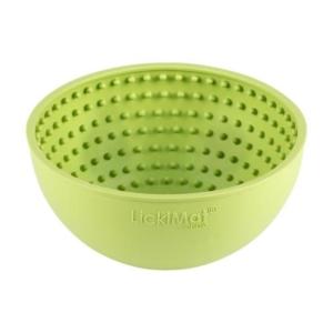 LickiMat WOBBLE Treat Bowl Green MAIN