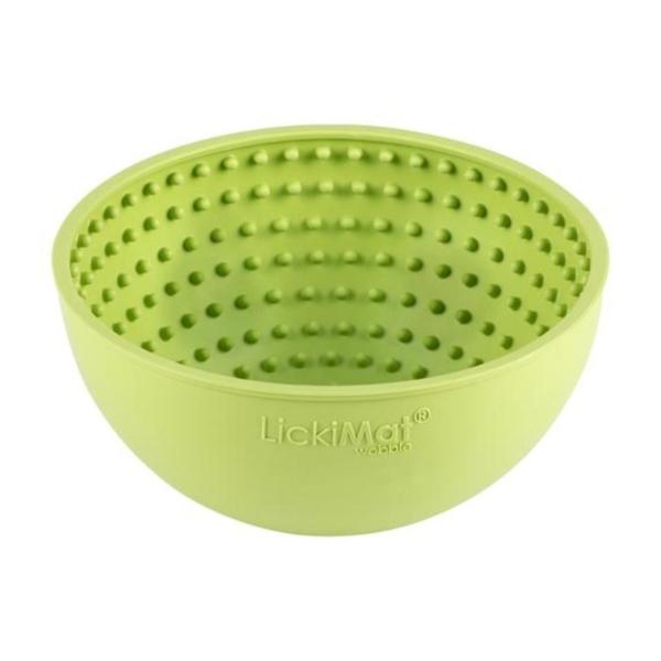LickiMat Wobble Bowl Green