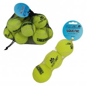 SportsPet Squeak Balls
