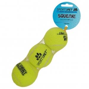 SportsPet Squeak Balls 3-Pack