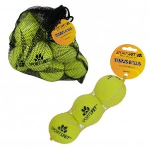 SportsPet Tennis Balls