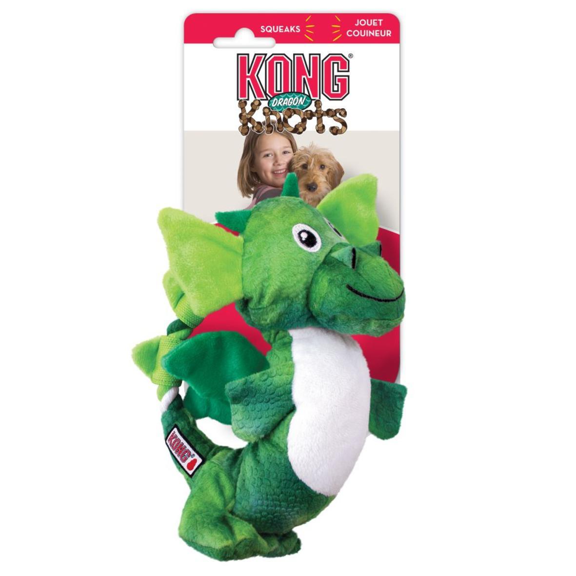 KONG Dragon Knots 26cm