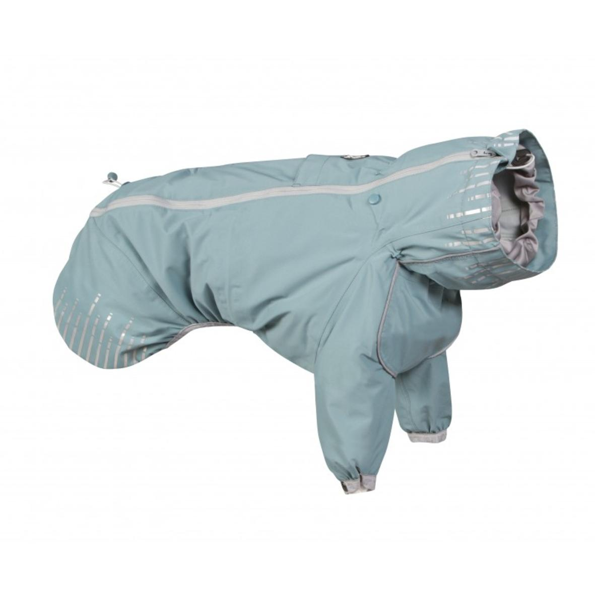 CLEARANCE Hurtta Rain Blocker Jacket Stream 35cm