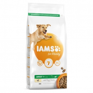 Iams for Vitality Adult Large Dog >25kg with Chicken