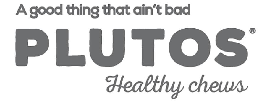 Plutos Healthy Chews Logo