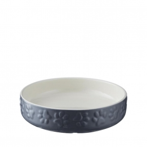 Mason Cash Colour Mix Cat Saucer Grey