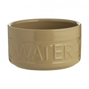 Mason Cash Lettered Water Bowl