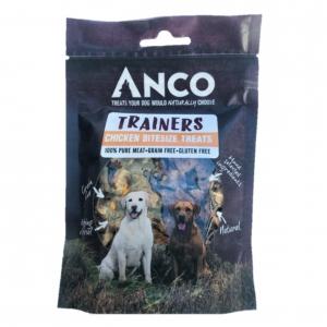 Anco Trainers Chicken Bitesize Treats 80gm