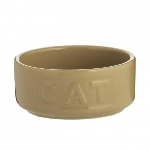 Mason Cash Lettered Cat Bowl 13cm