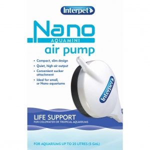Interpet Nano AquaMini Air Pump